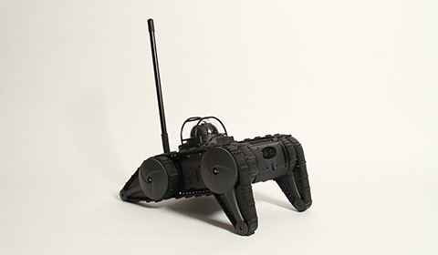 Avatar Tactical Robot