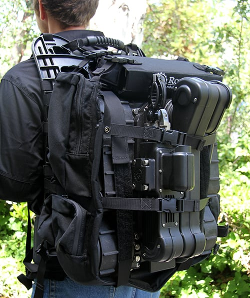 Tactical Deployment Backpack